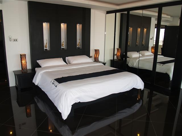 Pent House For Rent - คอนโด - Central Pattaya -