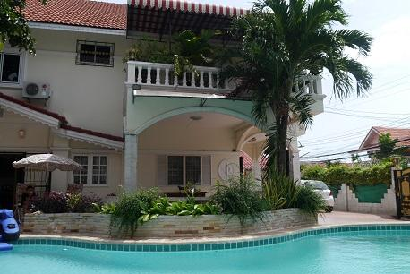 5 bedrooms house for rent - บ้าน - South Pattaya -